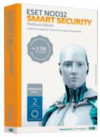 ПО Eset NOD32 Smart Security Platinum Edition 3-Desktop 2 years Box (NOD32-ESS-NS(BOX)-2-1)