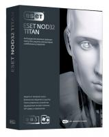 ПО Eset NOD32 NOD32 TITAN version 2 3-Desktop 1 year Base Box (NOD32-EST-NS(BOX2)-1-1)