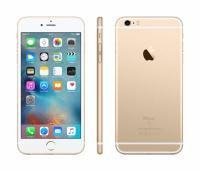 "Смартфон Apple MKUF2RU/A iPhone 6s Plus 128Gb золотистый моноблок 3G 4G 1Sim 5.5"" 1080x1920 iPhone iOS 9 12Mpix WiFi GSM900/1800 GSM1900 TouchSc MP3 A-GPS"