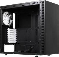 Корпус Fractal Design Define S черный/черный без БП ATX 9x120mm 9x140mm 1x180mm 2xUSB3.0 audio bott PSU