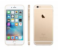 "Смартфон Apple MKQV2RU/A iPhone 6s 128Gb золотистый моноблок 3G 4G 1Sim 4.7"" 750x1334 iPhone iOS 9 12Mpix WiFi GSM900/1800 GSM1900 TouchSc MP3 A-GPS"