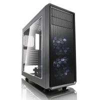 Корпус Fractal Design FOCUS G Window черный без БП ATX 6x120mm 4x140mm 1xUSB2.0 1xUSB3.0 audio bott PSU