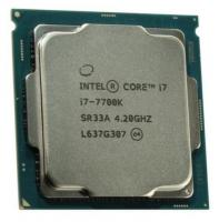 Процессор Intel Original Core i7 7700K Soc-1151 (BX80677I77700K S R33A) (4.2GHz/Intel HD Graphics 630) Box