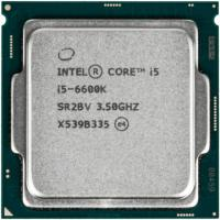 Процессор Intel Original Core i5 6600K Soc-1151 (BX80662I56600K S R2BV) (3.5GHz/Intel HD Graphics 530) Box w/o cooler